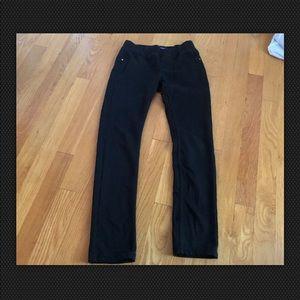 Vigoss Girls Black Leggings Size 10